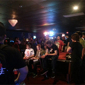 Fighting Game Tournaments